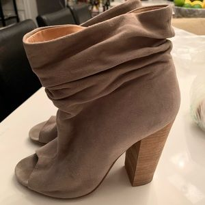 Chinese Laundry Kristin Cavallari Open Toe bootie